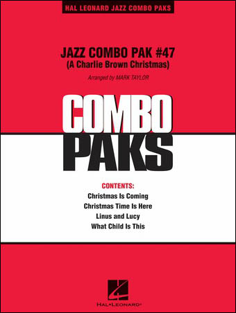 Jazz Combo Pak No. 47 (A Charlie Brown Christmas)