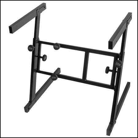 Folding-Z Keyboard Stand