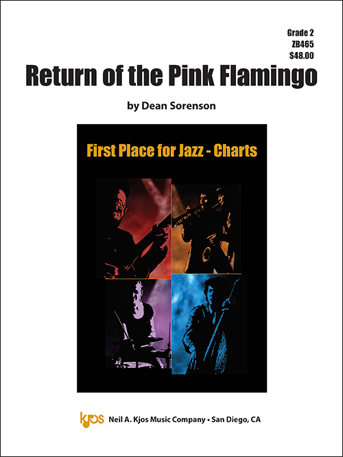 Return of the Pink Flamingo