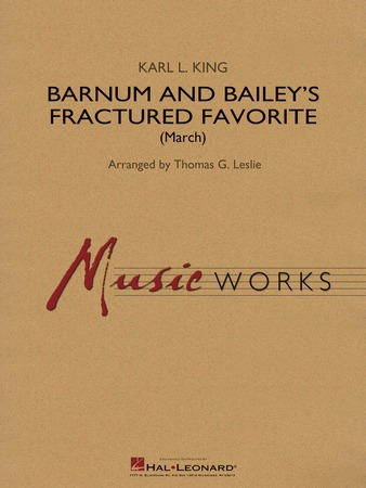 Barnum and Bailey's Fractured Favorite