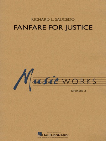 Fanfare for Justice Cover