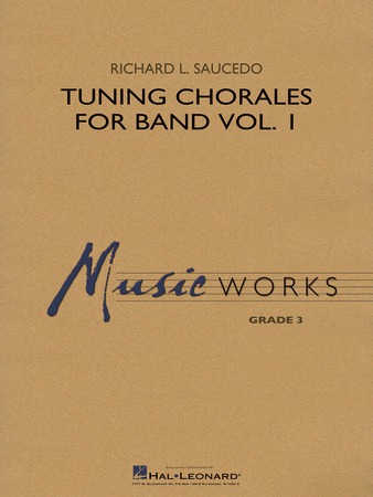 Tuning Chorales for Band - Vol. 1