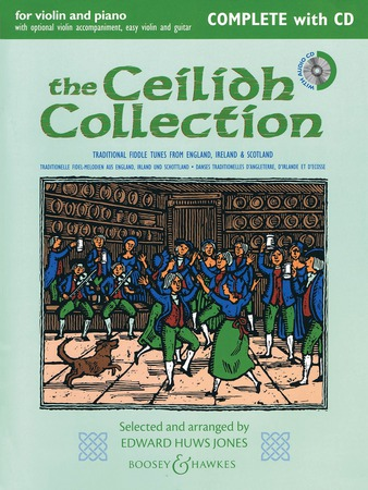 Ceilidh Collection-Complete         Cover