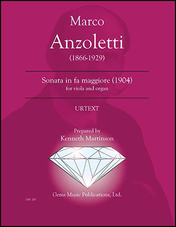 Sonata per Viola e Organo in fa maggiore (1904)