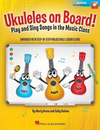 Ukuleles on Board