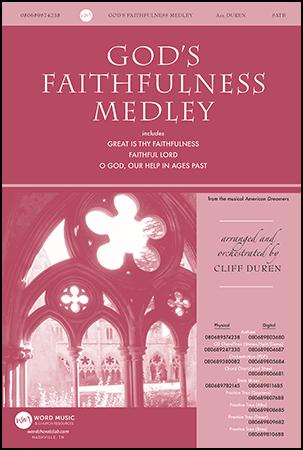 God's Faithfulness Medley