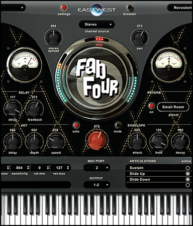 Fab Four, Sounds from the Beatles Software
