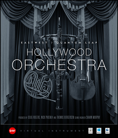 Hollywood Orchestra Digital Download pro audio image