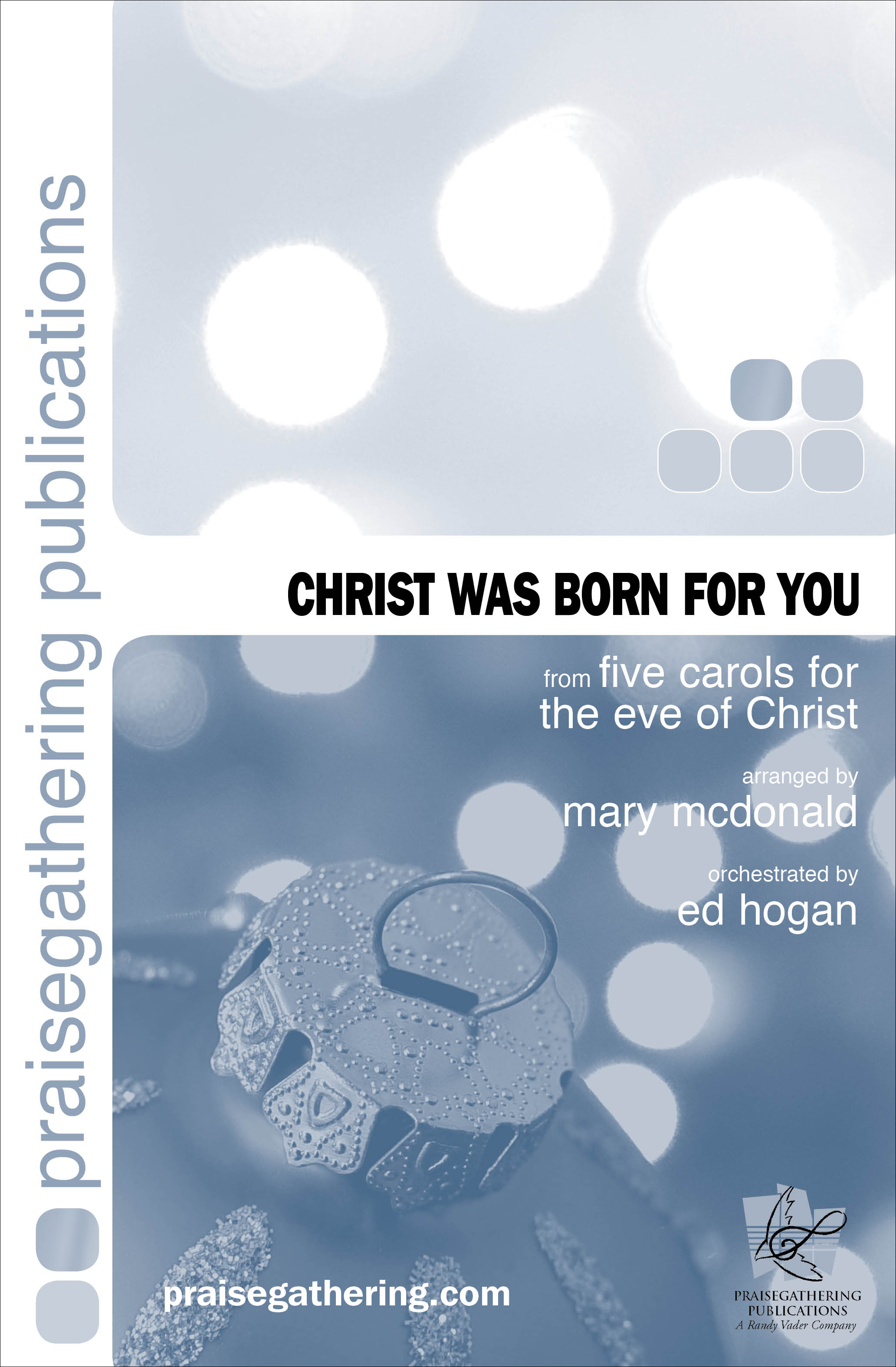 Christ Was Born for You
