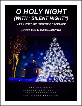 O Holy Night / Silent Night (Instrumental Duet)