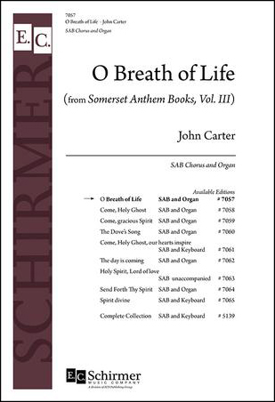 O Breath of Life