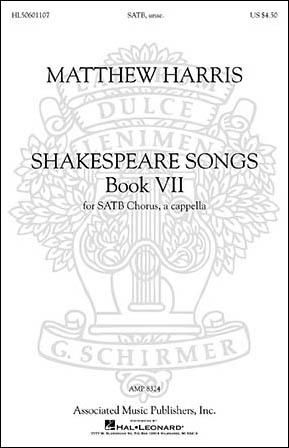 Shakespeare Songs #7