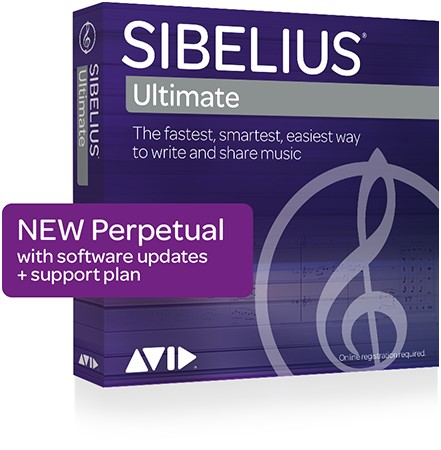 Sibelius-Ultimate Retail Boxed Version