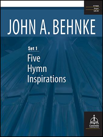 Five Hymn Inspirations Set 1