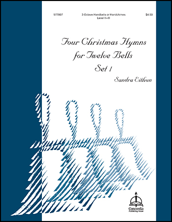 Four Christmas Hymns for Twelve Bells