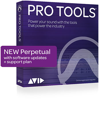 Pro Tools Perpetual License Digital Download Retail Version