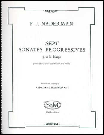 Sept Sonates Progressives, Op. 92