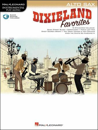 Dixieland Favorites Cover