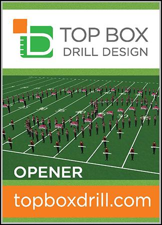 24K Magic Opener - Large Version Drill Design Cover