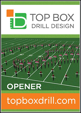 Classical Throwdown Opener - Large Version Drill Design Cover