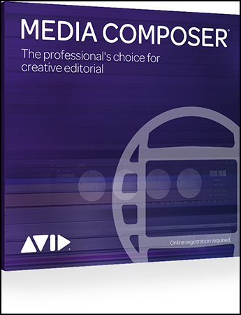 Media Composer Boxed Version