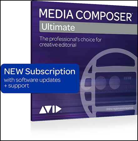 Media Composer Ultimate Boxed Version