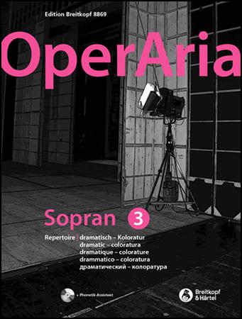 OperAria, Vol. 3: Dramatic-Coloratura Soprano
