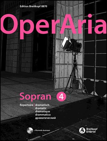 OperAria, Vol. 4: Dramatic Soprano