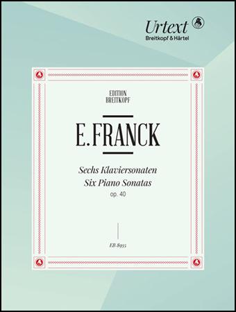 Six Piano Sonatas, Op. 40