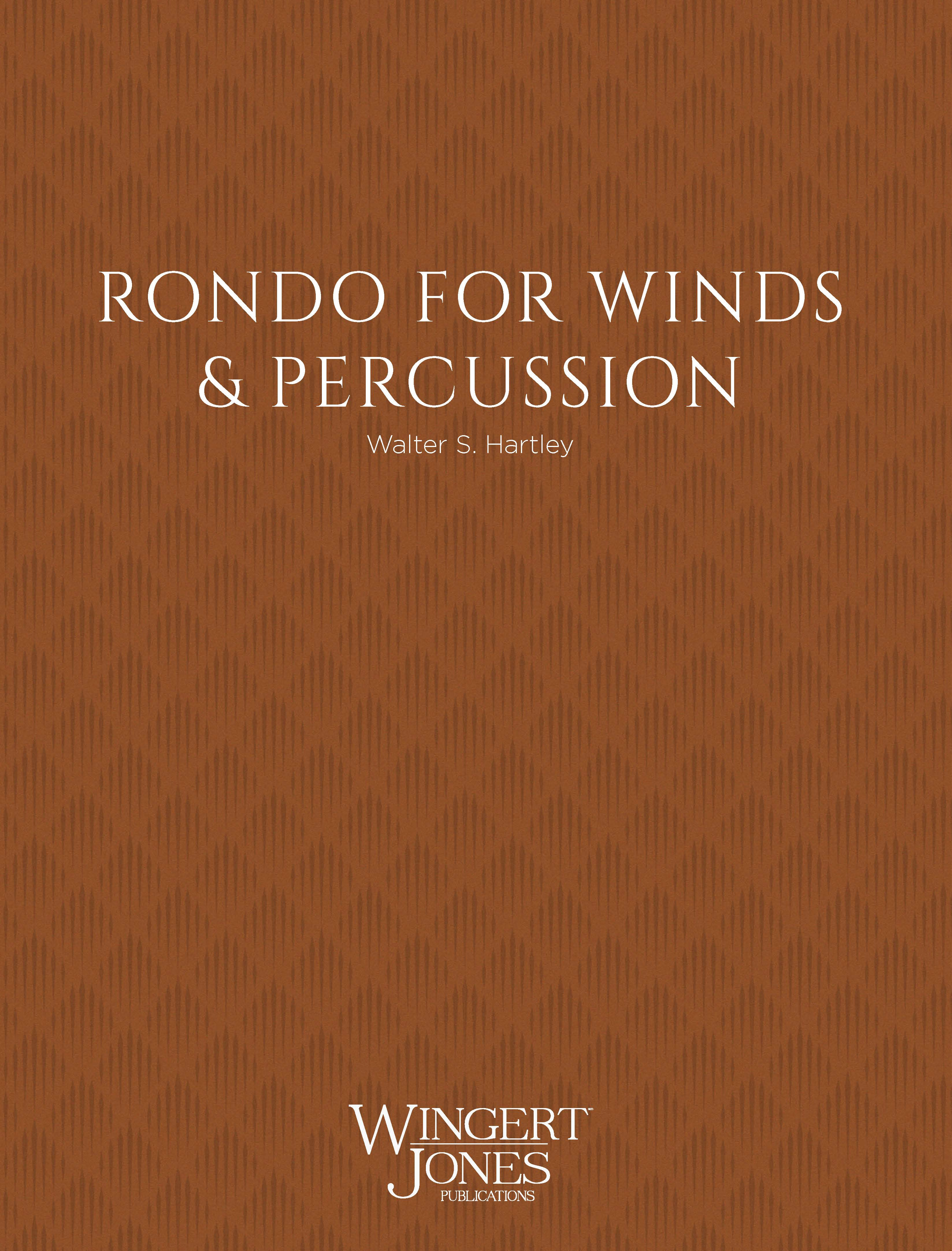 Rondo for Winds and Percussion