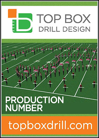 Believer Production - Large Version Drill Design Cover