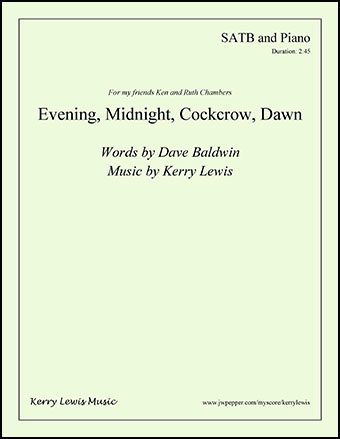 Evening, Midnight, Cockcrow, Dawn