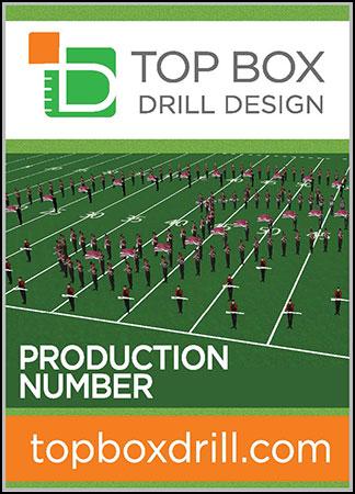 Despacito Production - Large Version Drill Design Cover