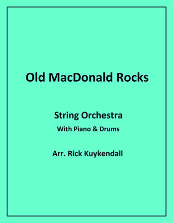 Old MacDonald Rocks