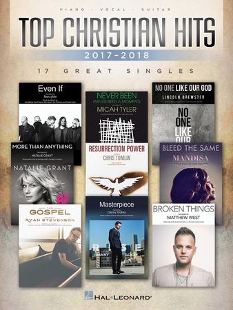 Top Christian Hits 2017-2018