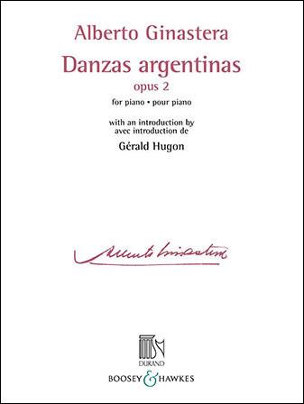 Danzas Argentinas, Op. 2