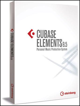Cubase 9.5 Retail Version