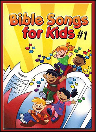 Bible Songs for Kids Vol. 1