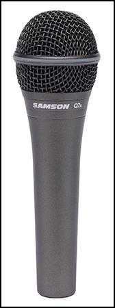 Samson Dynamic Vocal Mic