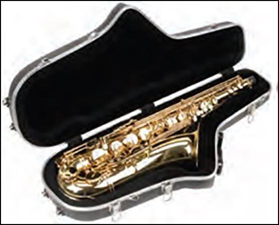 SKB Pro Baritone Sax Case