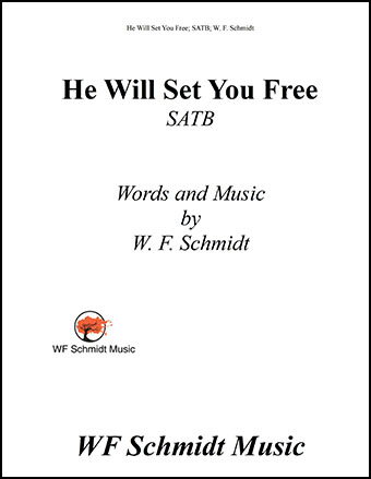He Will Set You Free