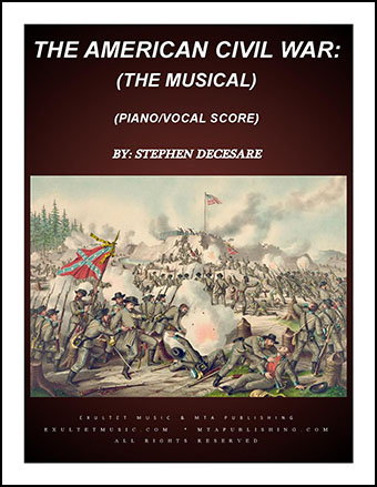 The American Civil War: (the musical)