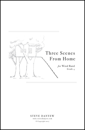Three Scenes from Home