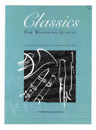 Classics for Woodwind Quintet