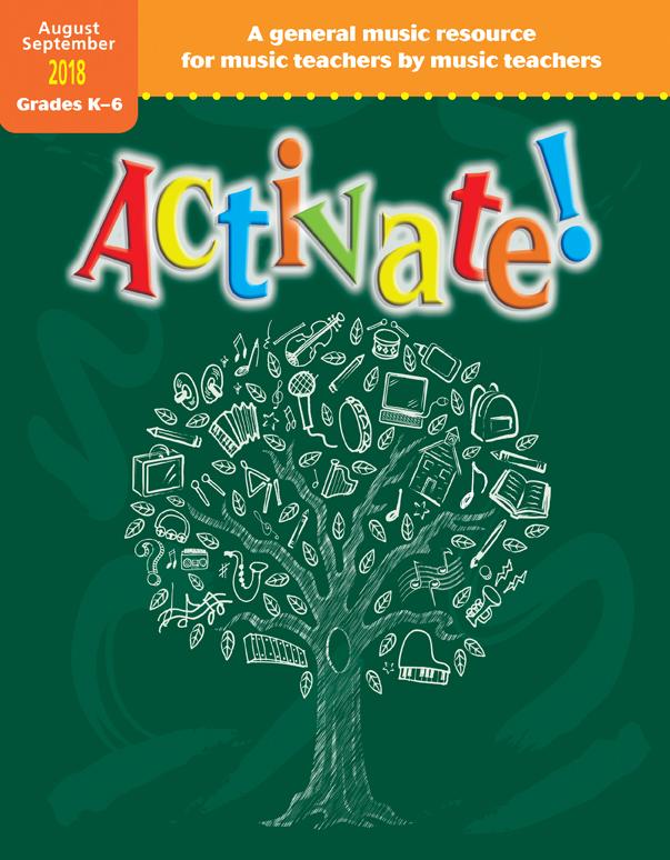 Activate! Volume 13 (2018-2019)