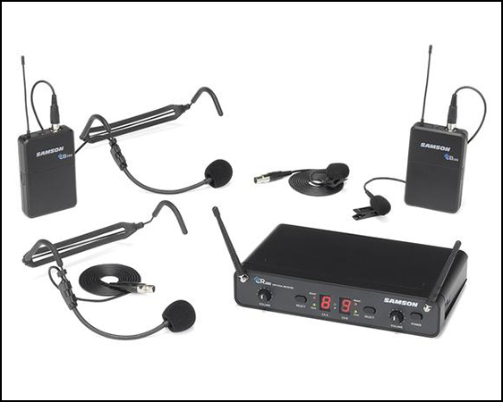 Concert 288 Dual-Channel Wireless System