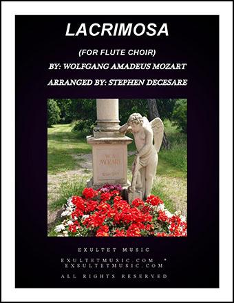 Lacrimosa (Flute Choir)