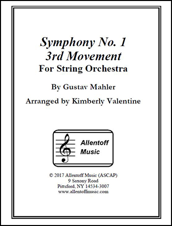 Symphony #1, 3rd Movement
