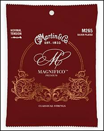 Martin Magnifico Classical Strings M265