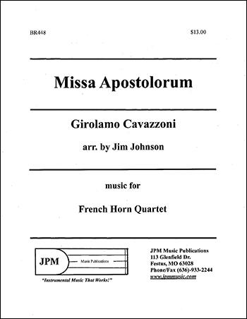 Missa Apostolorum